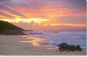 Keurboom Strand in Plettenberg Bay