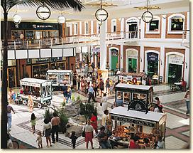 Shopping in Kapstadt